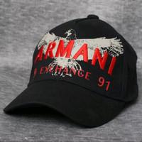 Topi Armani Exchange original