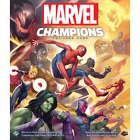 Marvel Champions: The Card Game ( Original ) - Toko Board Game - TBG