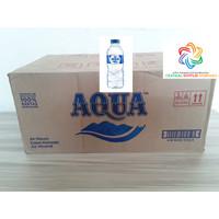 AQUA Air mineral [330 ml /24 botol /1 karton ]