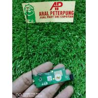 Board Mic Kabel Antena Moto C XT1755 Ori Copotan HP
