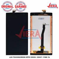 LCD TOUCHSCREEN OPPO X9006 / X9007 / FIND 7A ORIGINAL BLACK