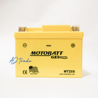 Aki Motor Honda Verza 150 Mega Pro CW MTZ5S Motobatt