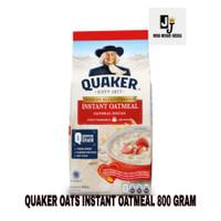 QUAKER Oats Instant Oatmeal 800 Gram