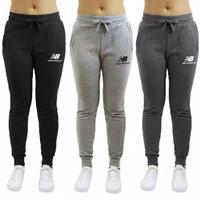 celana joger training sweatpnts wanita new balance