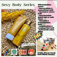 Bebwhite C Sexy Body Lotion & Body Wash - Body Wash