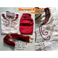 Sherwani Kids for Boys / Baju India Anak laki-laki