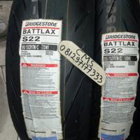 Ban Battlax s22 190/55-17 + 120/70-17