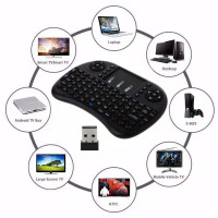 Mini Wireless I8 Keyboard Touchpad For KODI Android PC And TV Box