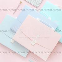 Expanding File Folder/Map Kantong Plastik File Holder Bag map dokumen