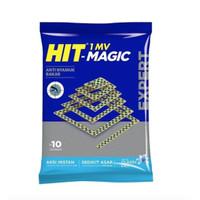 Hit Magic Piramida Expert Obat Anti Nyamuk Bakar Isi 10'S Classic Lily