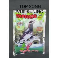 TOP SONG KUNING PLUS 3 in 1 VUR PAKAN BURUNG KICAU