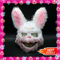 Topeng Pesta Party Mask Cosplay Halloween Karakter Kelinci Beruang