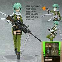 Figma SAO Asada Sinon No 241 Sword Art Online bebas ongkir