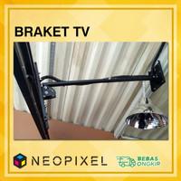 Bracket Gantung untuk Snap Frame Light & Magnetic Light