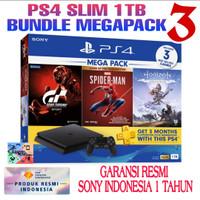 PS4 slim 1Tb bundle megapack 3 (promo 11-11)