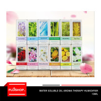 Water Soluble Oil Aroma Therapy Humidifier 10ml