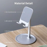 STAND HOLDER iPad, Tablet, Android, iPhone Lazypod Meja Top UNIVERSAL
