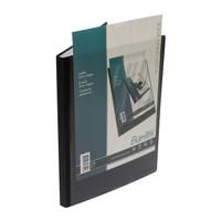 Insert Display Book Bantex A4 Isi 20 Pockets Black 3175-10