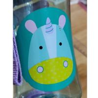 BEKAS Botol Air Minum Skip Hop - Biru