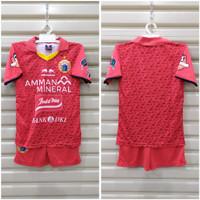 Setelan Bola Anak Persija / Baju Bola Anak Persija