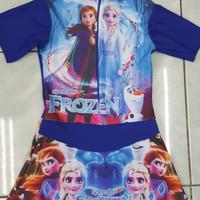 Baju Diving Renang Anak Semi SD