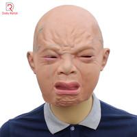 Topeng Cry Baby - Topeng Seram Bahan Lateks Premium