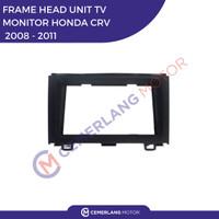 FRAME HEAD UNIT TV MONITOR HONDA CRV 2008 - 2011