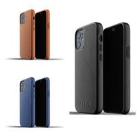 Mujjo Full Leather Case for iPhone 12 Mini Casing Premium Apple