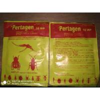 PERTAGEN 10 WP Obat anti Kutu Serangga Lalat Nyamuk Kecoa 25 Gram