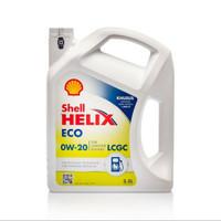 Oli Shell Helix Eco 0W-20 LCGC 3.5 Liter