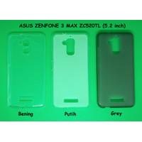 Soft Case TPU Asus Zenfone 3 Max ZC520TL ( 5,2 inch ) softcase casing