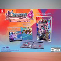 Preorder (DP) - Disgaea 6 Unrelenting Edition (Switch)