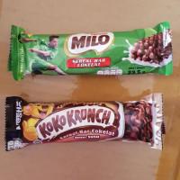 Nestle MILO Sereal Bar Cokelat | Koko Krunch Sereal Bar Cokelat Susu - 1 Milo