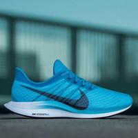 Sepatu Nike Zoom Pegasus 35 Turbo Blue Premium Original