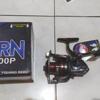 reel pancing power handle golden fish kern 200 setara 2000 semarang
