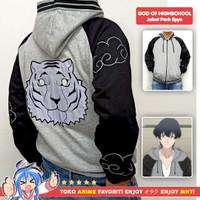 Jaket Anime God of Highschool Park Ilpyo - GOH Bordir - myhobbytown