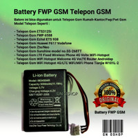 Battery Fwp Telepon GSM ETS3125i - Batere Baterai Telepon Gsm Rumah