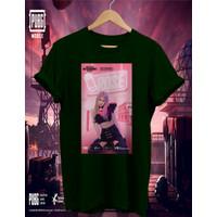 KAOS PUBG BLACKPINK ROSE - Baju PUBG edisi Blackpink Rose – Tshirt