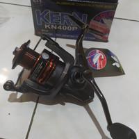 reel pancing power handle golden fish kern 400 setara 4000 semarang