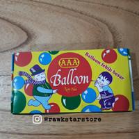 Balon Tiup Sedotan Jadul AAA