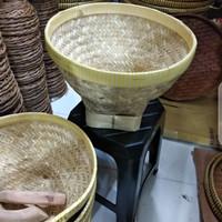 bakul nasi bambu jumbo 50cm