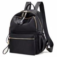 Tas ransel backpack kulit Fashion wanita cewek sekolah Korea murah