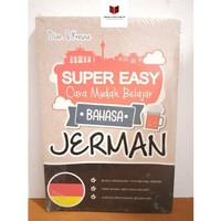 Buku Super Easy Cara Mudah Belajar Bahasa Jerman