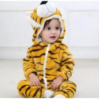 Costume Macan Anak 1-5 tahun / Kostum Anak / Kostum Baby / Baju Baby