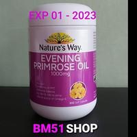 Nature's Way Evening Primrose Oil 1000mg - 200 Soft capsules