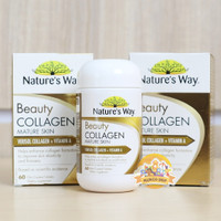 READY Natures Way Beauty Collagen Mature Skin 60 Tablet