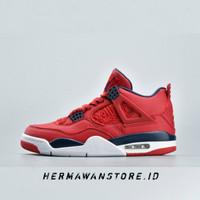 Sepatu Nike Air Jordan 4 SE FIBA Gym Red Premium