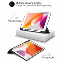 Smart Case iPad Mini 1 2 3 4 5 7.9 inch Silikon + SLOT HOLDER PENCIL
