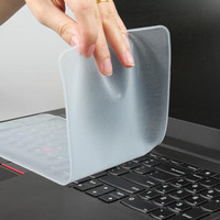 Protector pelindung penutup silicon Keyboard Notebook Laptop 15 inch