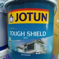 jotun though shield cat tembok eksterior//7236 CHI 3,5LITER (5KG)